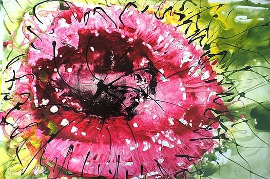 Divine Blooms-21086 by Baljit Chadha