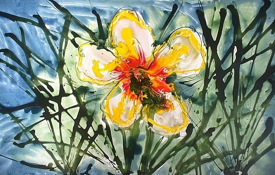 Divine Blooms-21088 by Baljit Chadha