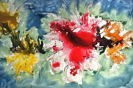 Divine Blooms-21089 by Baljit Chadha