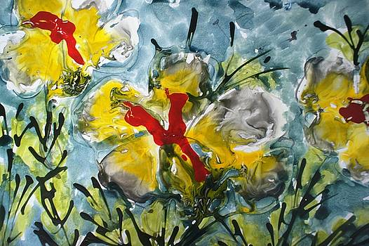 Divine Blooms-21091 by Baljit Chadha