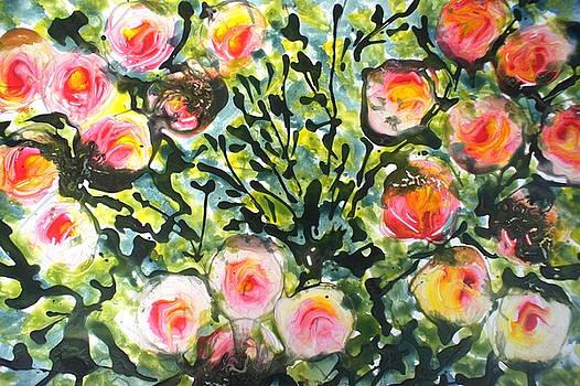 Divine Blooms-21092 by Baljit Chadha