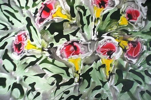 Divine Blooms-21093 by Baljit Chadha