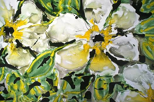 Divine Blooms-21094 by Baljit Chadha