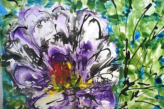Divine Blooms-21095 by Baljit Chadha