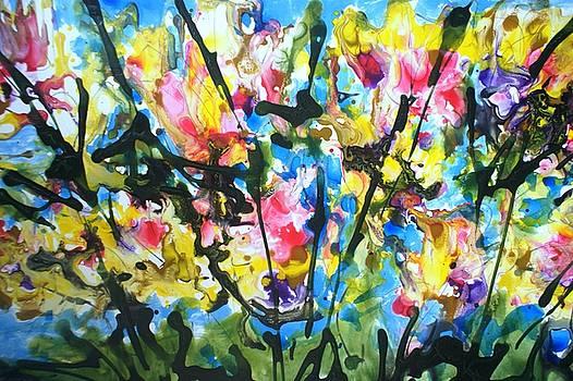 Divine Blooms-21096 by Baljit Chadha