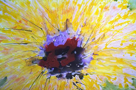 Divine Blooms-21097 by Baljit Chadha
