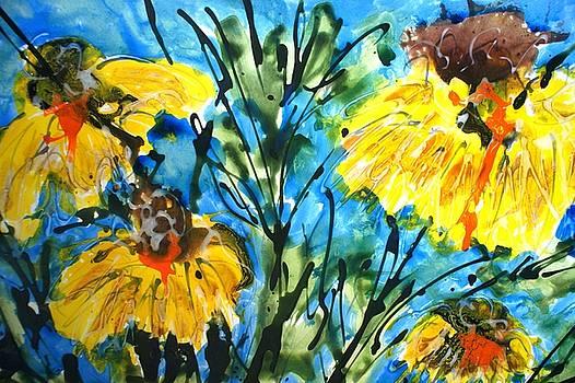 Divine Blooms-21098 by Baljit Chadha