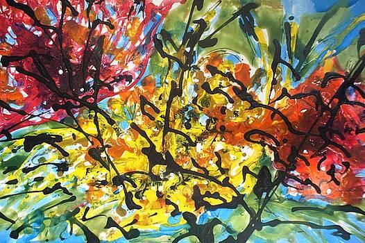 Divine Blooms-21099 by Baljit Chadha