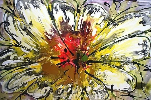 Divine Blooms-21100 by Baljit Chadha