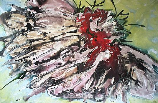 Divine Blooms-21101 by Baljit Chadha