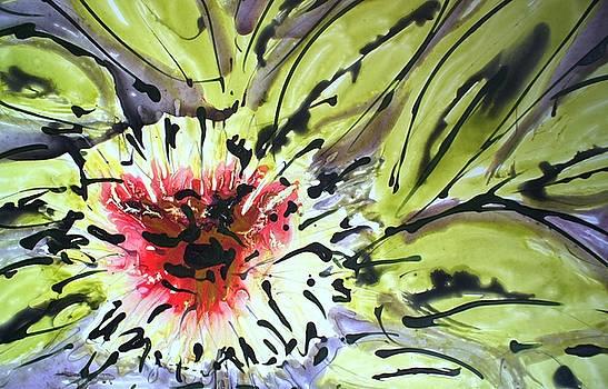 Divine Blooms-21105 by Baljit Chadha