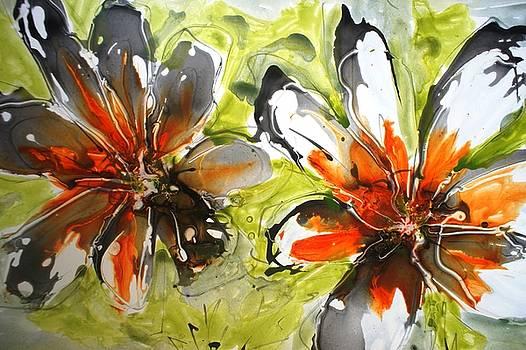 Divine Blooms-21110 by Baljit Chadha