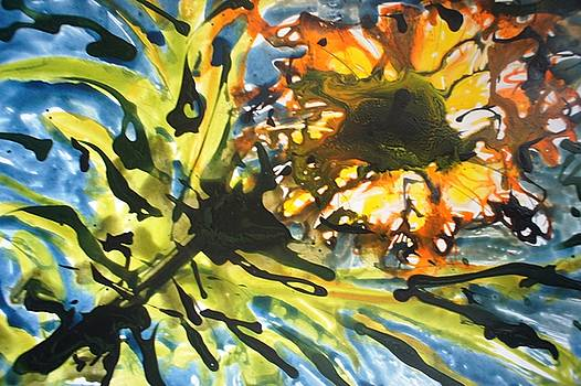 Divine Blooms-21112 by Baljit Chadha