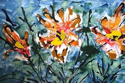 Divine Blooms-21113 by Baljit Chadha