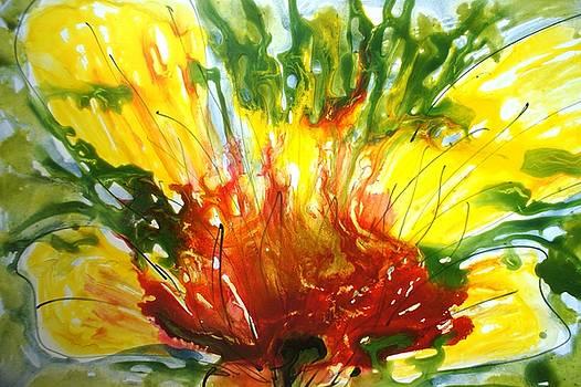 Divine Blooms-21115 by Baljit Chadha