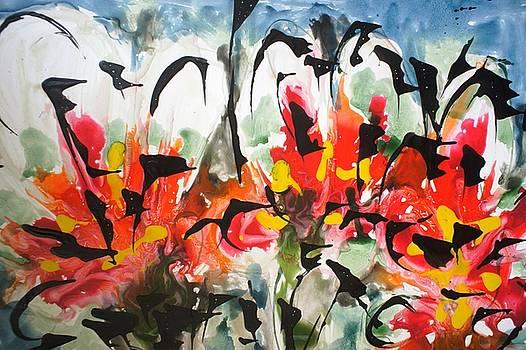Divine Blooms-21116 by Baljit Chadha