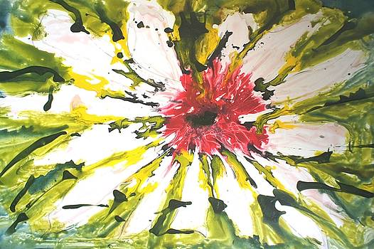 Divine Blooms-21117 by Baljit Chadha