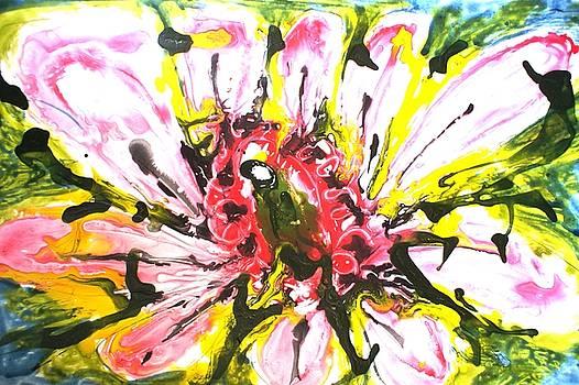 Divine Blooms-21118 by Baljit Chadha