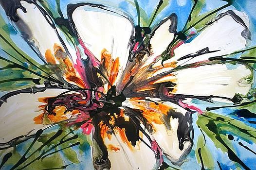 Divine Blooms-21124 by Baljit Chadha
