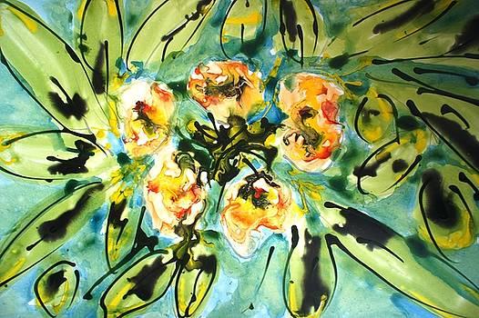 Divine Blooms-21125 by Baljit Chadha