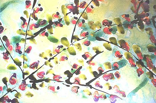 Divine Blooms-21130 by Baljit Chadha