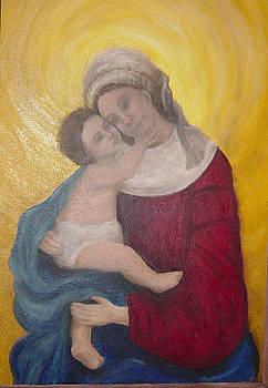 Divine Love by Margot Koefod