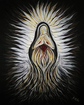 Divine Mother Milagro by Michelle Pier
