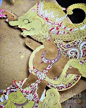 Edit Kalman - Divine Puppetry #3