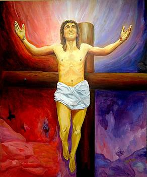 Divine Resurrection by Jorge Diez