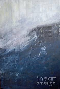 Divine Storm by Vesna Antic