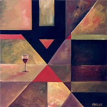 Divine Wine by Leslie Marcus