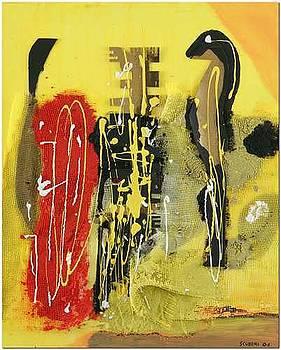 Divinita reche by Elio Scuderi