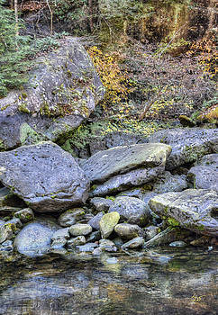 Sam Davis Johnson - Dix River Below the Dam