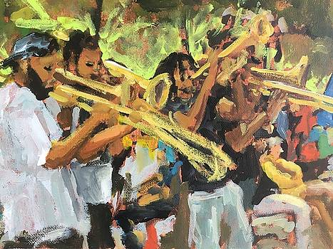 Dixieland by Susan E Jones