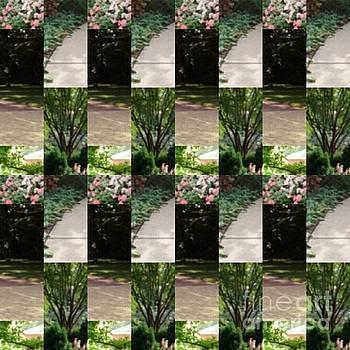 Dixon Gallery Gardens  by Karen Francis