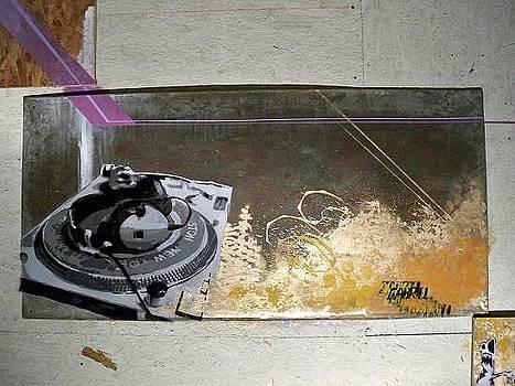 DJ Gomz by Gabriel Prusmack