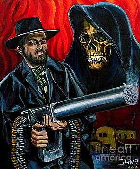 Django Unchained by Jose Mendez