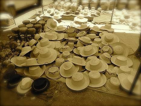 Djerba Hats off by Exploramum Exploramum