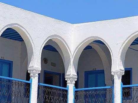 Djerba Jewish Synagogue inscription 1 by Exploramum Exploramum