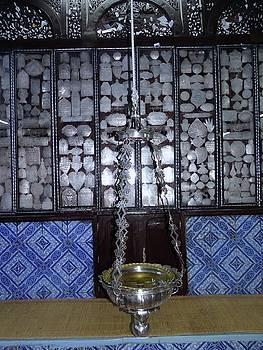 Djerba Jewish Synagogue personal plaques by Exploramum Exploramum