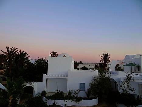 Djerba Oxala at sunset by Exploramum Exploramum
