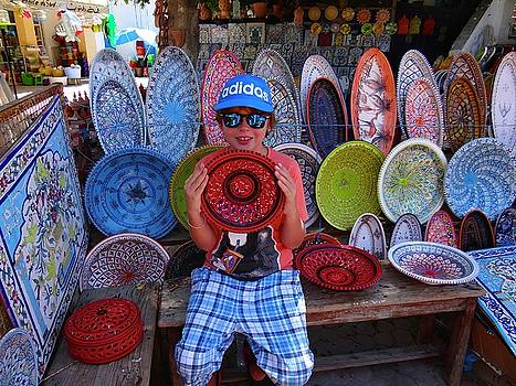 Djerba Pottery by Exploramum Exploramum
