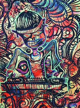 Djglow by Ottoniel Lima