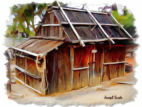 DO-00129 Old Cottage by Digital Oil