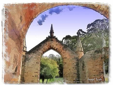 DO-00261 Church Arch by Digital Oil