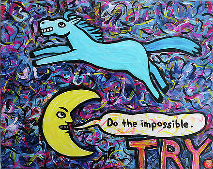 Do the Impossible by Stephanie McMillan
