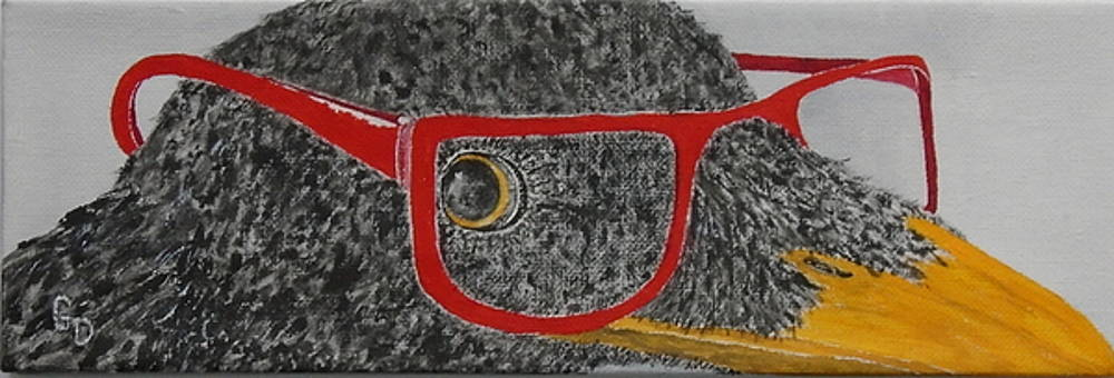 Do These Glasses Make Me Look Smart? by Georgia Donovan