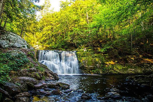 Doans Falls Lower Falls by John Forde