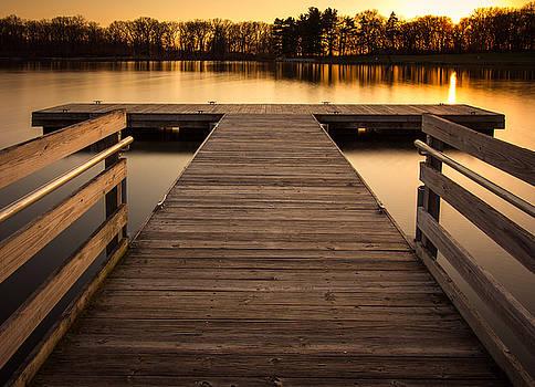 Dock by Jackie Novak
