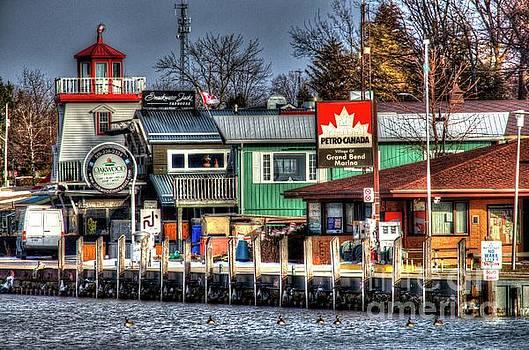 Dock Life by John Scatcherd